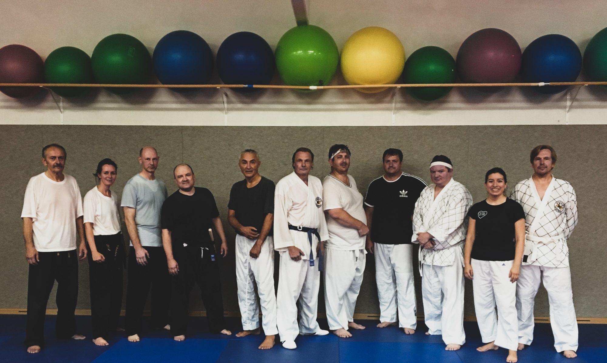 Hapkido in Essen